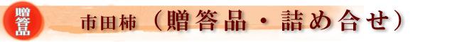 市田柿(贈答品)のページバナー