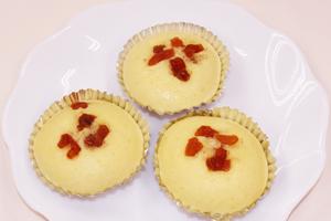 市田柿蒸しパン